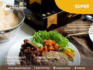 Aqiqah Tangerang Selatan Nurul Hayat Paket Super